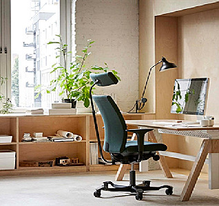 Office and Work